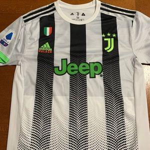 Juventus x Palace Ronaldo Fourth Jersey